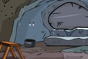 逃离邪恶的洞穴