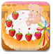 巧克力草莓蛋糕