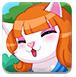 情侣猫猫甜蜜蜜