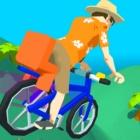 自行车山丘大赛