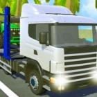 动物运输卡车