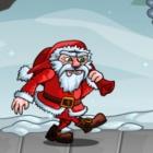 圣诞老人往前冲