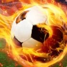 足球的飞翔