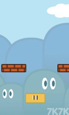 《趣味躲砖块》游戏画面2