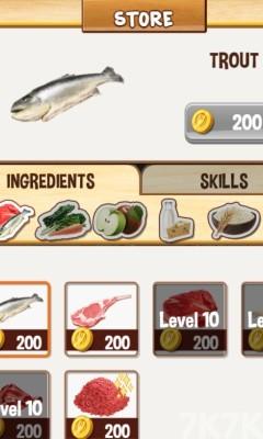 《星级小厨神》游戏画面4