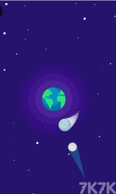 《月球保卫》游戏画面1
