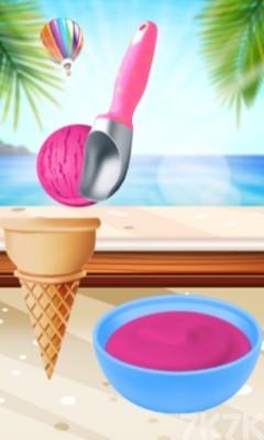 《创意冰激凌》游戏画面2