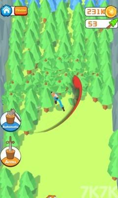 《伐木大亨》游戏画面1