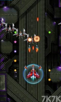 《太空雷霆战机》游戏画面4