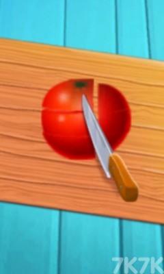 《制作香腸披薩》游戲畫面2