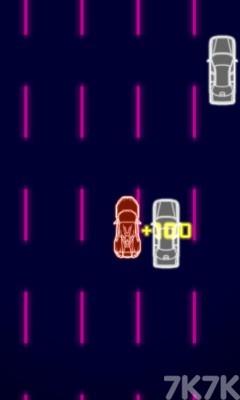 《憤怒的霓虹車》游戲畫面2