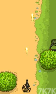 《狂暴的戰士無敵版》游戲畫面2