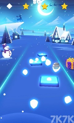 《音乐跳跳球》游戏画面1