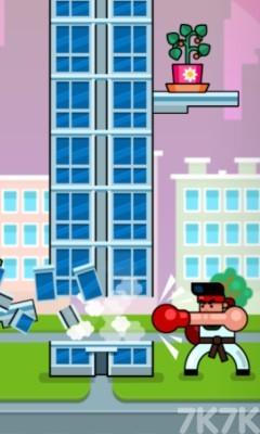 《塔楼拳击王》游戏画面2