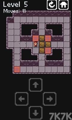 《小人推箱子》游戏画面4