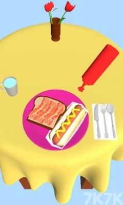 《楼下的早餐》游戏画面1