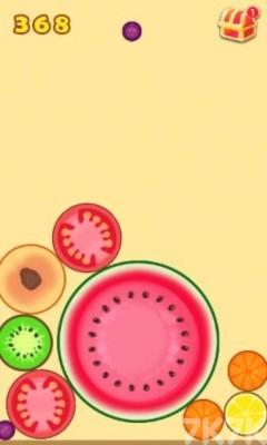 《合成大西瓜》游戏画面1