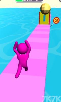 《橡皮人投擲》游戲畫面1