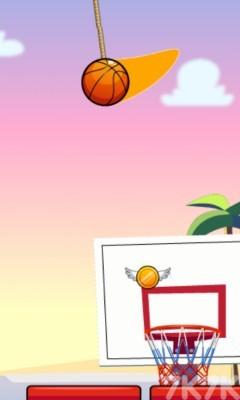 《超强扣篮》游戏画面2