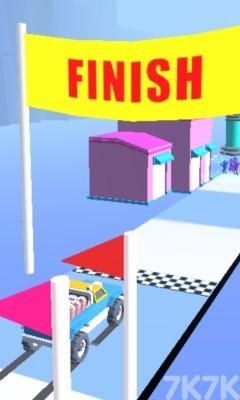 《送货汽车》游戏画面3