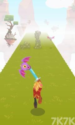 《云端之上修改版》游戏画面2
