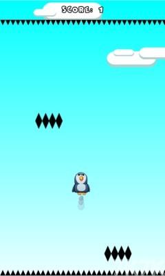 《企鹅爱星星》游戏画面1