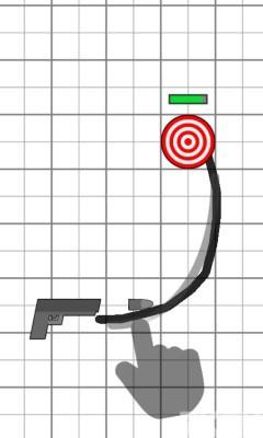 《画线射击》游戏画面1