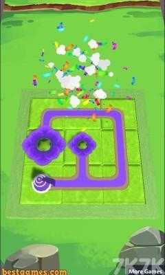《浇溉花园》游戏画面1