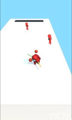 《双刀太空人》游戏画面1