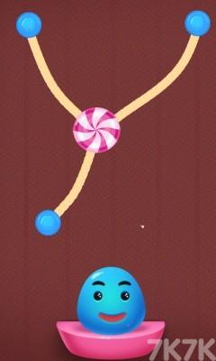 《果冻吃糖果》游戏画面3