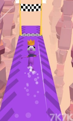 《3D趣味赛跑修改版》游戏画面3