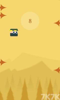 《跳跳俠》游戲畫面1