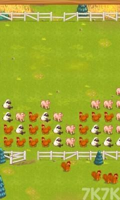 《欢乐农场消消看》游戏画面2