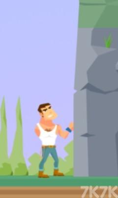 《攀巖英雄》游戲畫面2