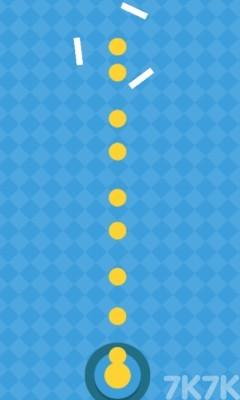 《黄球过线》游戏画面4