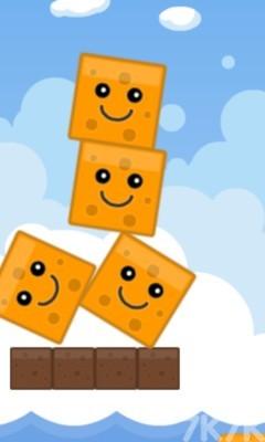 《快乐堆积木》游戏画面1