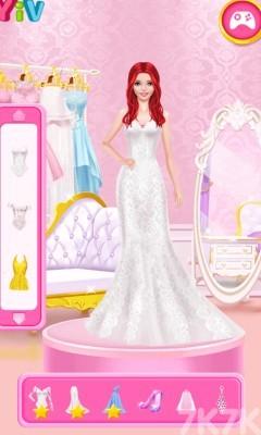 《婚礼定制》游戏画面2