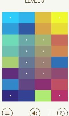 《色调拼接》游戏画面3
