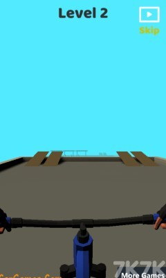 《特技自行车挑战》游戏画面4
