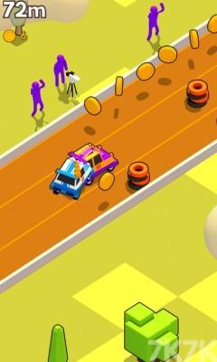 《汽车拉力赛》游戏画面4