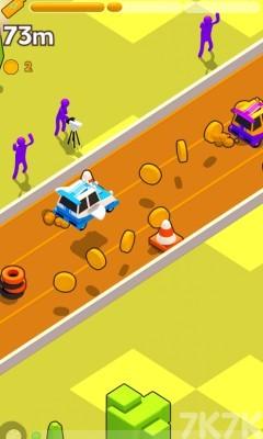 《汽车拉力赛》游戏画面2