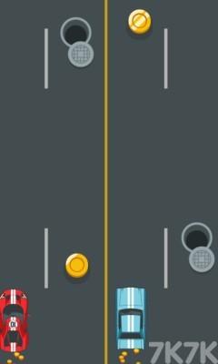 《双道赛车》游戏画面4