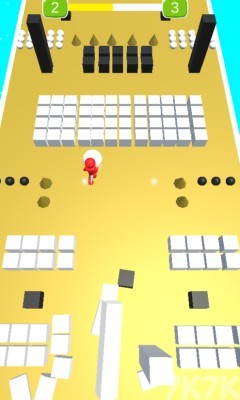 《橡胶人障碍赛》游戏画面4