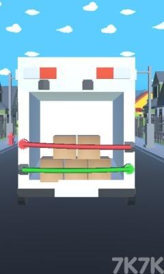 《绑紧货物》游戏画面3