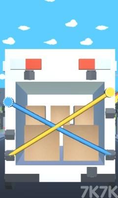 《绑紧货物》游戏画面4