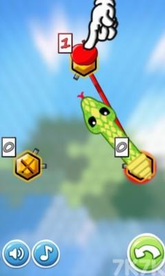 《贪吃蛇攻心计》游戏画面3