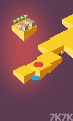 《红蓝旋转》游戏画面3