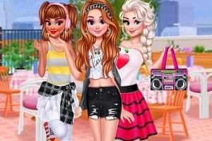 《公主的摇滚节》游戏画面1