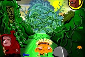 《逗小猴开心系列454》游戏画面1
