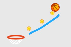 画线篮球6